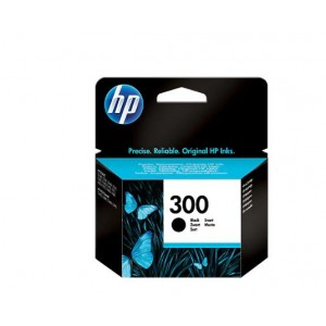 INK CARTRIDGE BLACK NO.300/4ML CC640EE HP