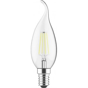 Light Bulb | LEDURO | Power consumption 4 Watts | Luminous flux 400 Lumen | 2700 K | 220-240V | Beam angle 360 degrees | 70302