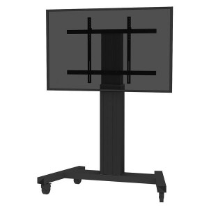 "TV SET ACC FLOOR STAND 42-100""/PLASMA-M2250BLACK NEWSTAR"
