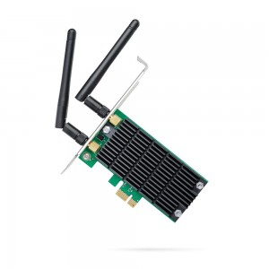 WRL ADAPTER 1200MBPS PCIE/DUAL BAND ARCHER T4E TP-LINK