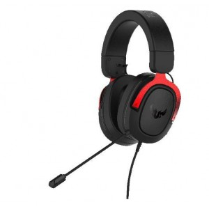 HEADSET TUF GAMING H3/RED 90YH02AR-B1UA00 ASUS