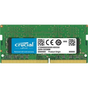 NB MEMORY 4GB PC21300 DDR4/SO CT4G4SFS8266 CRUCIAL