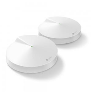 Wireless Router   TP-LINK   Wireless Router   2-pack   2200 Mbps   Mesh   IEEE 802.11a   IEEE 802.11b   IEEE 802.11 b/g   IEEE 8