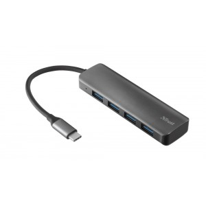 ADAPTER USB3.2 HALYX 4PORT/23328 TRUST