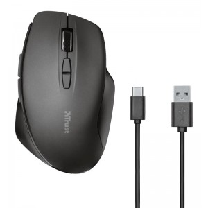 MOUSE USB OPTICAL WRL/THEMO 23340 TRUST