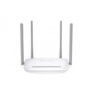 Wireless Router | MERCUSYS | Wireless Router | 300 Mbps | IEEE 802.11b | IEEE 802.11g | IEEE 802.11n | 1 WAN | 3x10/100M | Numbe