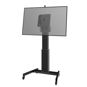 "TV SET ACC FLOOR STAND 51""/NM-HUB2LIFTBLACK NEWSTAR"