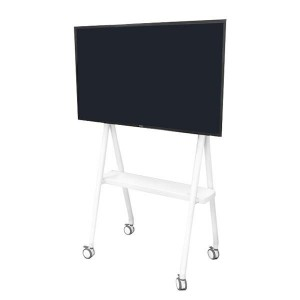 "TV SET ACC FLOOR STAND/32-65"" NS-M1500WHITE NEWSTAR"
