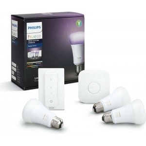 Smart Light Bulb | PHILIPS | Power consumption 9 Watts | 6500 K | 929002216805