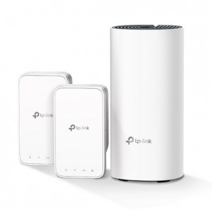 Wireless Router   TP-LINK   Wireless Router   2-pack   1200 Mbps   Mesh   IEEE 802.3ac   LAN \\ WAN ports 1   Number of antennas