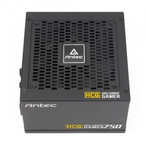 Power Supply | ANTEC | 750 Watts | Efficiency 80 PLUS GOLD | PFC Active | 0-761345-11638-1