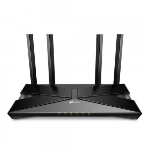 Wireless Router | TP-LINK | Wireless Router | 1800 Mbps | USB 2.0 | 1 WAN | 4x10/100/1000M | Number of antennas 4 | ARCHERAX20