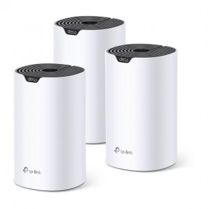 Wireless Router | TP-LINK | 3-pack | 1167 Mbps | Mesh | LAN \ WAN ports 2 | Number of antennas 2 | DECOS4(3-PACK)