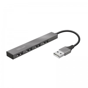 I/O HUB MINI-USB 4PORT/23786 TRUST