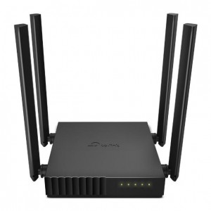 Wireless Router | TP-LINK | Wireless Router | 1200 Mbps | 1 WAN | 4x10/100M | Number of antennas 4 | ARCHERC54