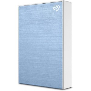 External HDD | SEAGATE | One Touch | STKC4000402 | 4TB | USB 3.0 | Colour Light Blue | STKC4000402