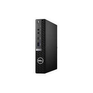PC | DELL | OptiPlex | 7080 | Business | Micro | CPU Core i5 | i5-10500T | 2300 MHz | RAM 8GB | DDR4 | SSD 256GB | Graphics card