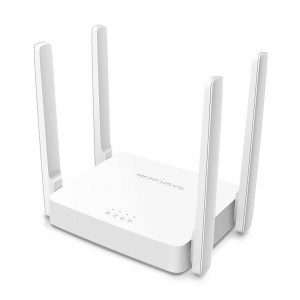 Wireless Router   MERCUSYS   1167 Mbps   1 WAN   2x10/100M   Number of antennas 4   AC10