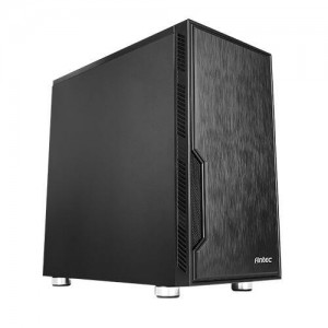 Case | ANTEC | VSK 10 | MicroTower | Not included | MicroATX | MiniITX | Colour Black | 0-761345-80029-7