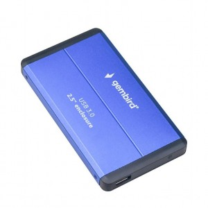 "HDD CASE EXT. USB3 2.5""/BLUE EE2-U3S-2-B GEMBIRD"
