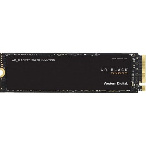 SSD | WESTERN DIGITAL | SN850 | 500GB | M.2 | PCIE | NVMe | Write speed 4100 MBytes/sec | Read speed 7000 MBytes/sec | 2.38mm |