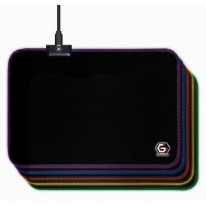 MOUSE PAD GAMING LED MEDIUM/MP-GAMELED-M GEMBIRD