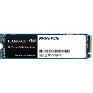 SSD | TEAMGROUP | 1TB | M.2 | SATA 3.0 | NVMe | SLC | Write speed 1500 MBytes/sec | Read speed 1800 MBytes/sec | 3.8mm | MTBF 15