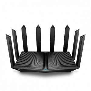 Wireless Router   TP-LINK   6600 Mbps   Wi-Fi 6   USB 2.0   USB 3.0   2 WAN   3x10/100/1000M   Number of antennas 8   ARCHERAX90