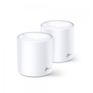 Wireless Router | TP-LINK | Wireless Router | 2-pack | 3000 Mbps | Mesh | IEEE 802.11a | IEEE 802.11n | IEEE 802.11ac | IEEE 802
