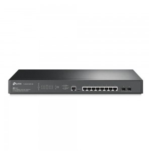 Switch   TP-LINK   TL-SG3210XHP-M2   Type L2+   Rack   2xSFP+   1xConsole   1   PoE+ ports 8   TL-SG3210XHP-M2