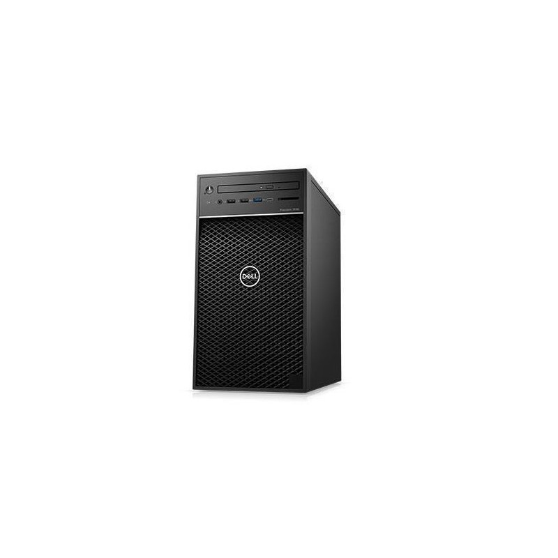 PC   DELL   Precision   3640   Business   Tower   CPU Core i5   i5-10500   3100 MHz   RAM 8GB   DDR4   3200 MHz   SSD 256GB   Gr