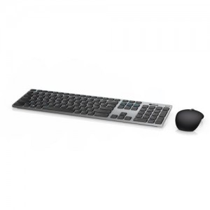 KEYBOARD +MOUSE WRL OPT. KM717/ENG GRAY 580-AFQE DELL