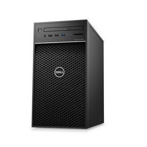 PC | DELL | Precision | 3640 | Business | Tower | CPU Core i5 | i5-10600 | 3300 MHz | RAM 8GB | DDR4 | 3200 MHz | SSD 256GB | Gr