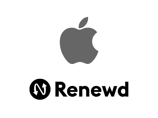 APPLE RENEWD